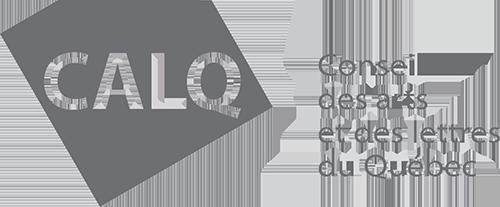 Conseil des arts et des lettres du Québec's logo