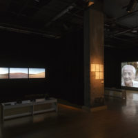 View of the exhibition «Serendipity». ©Guy L'Heureux, 2017